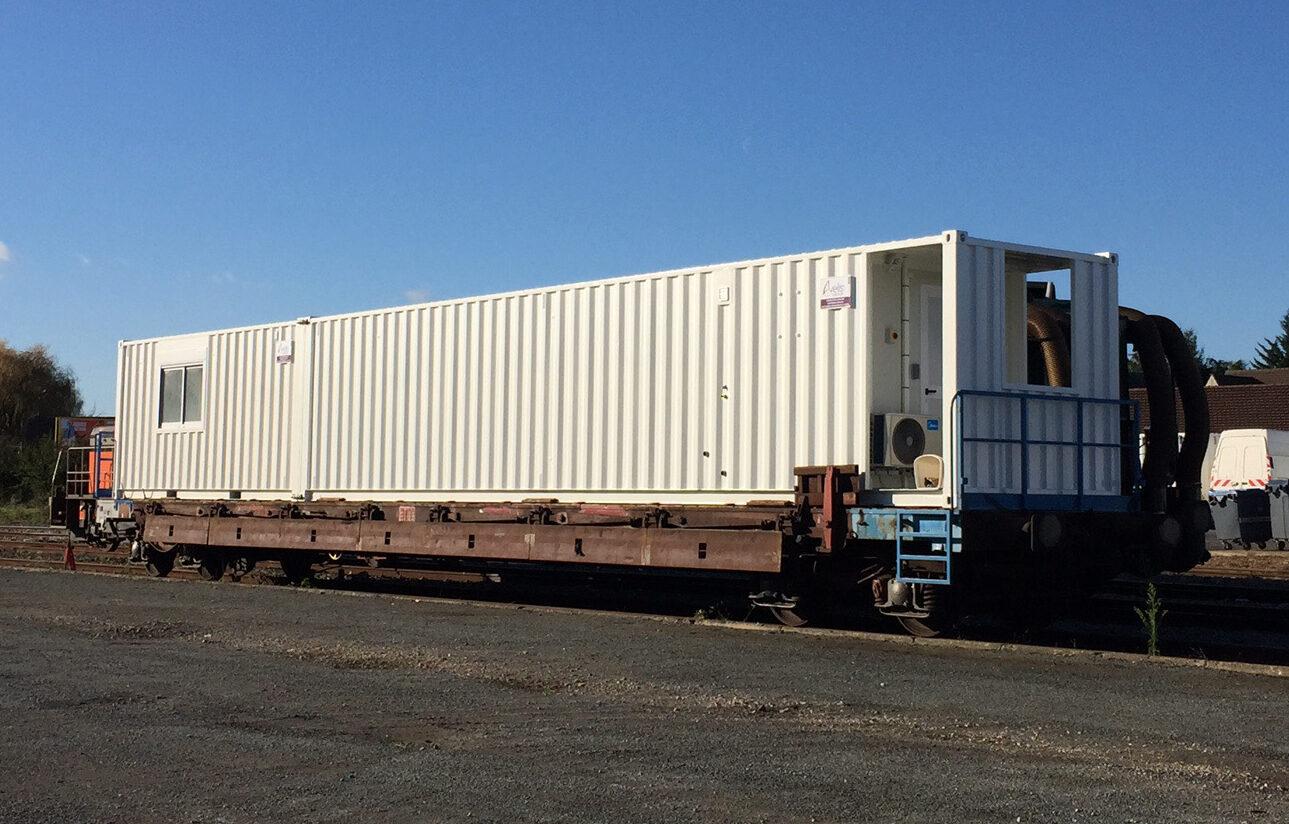 Avelis - containers maritimes aménagés